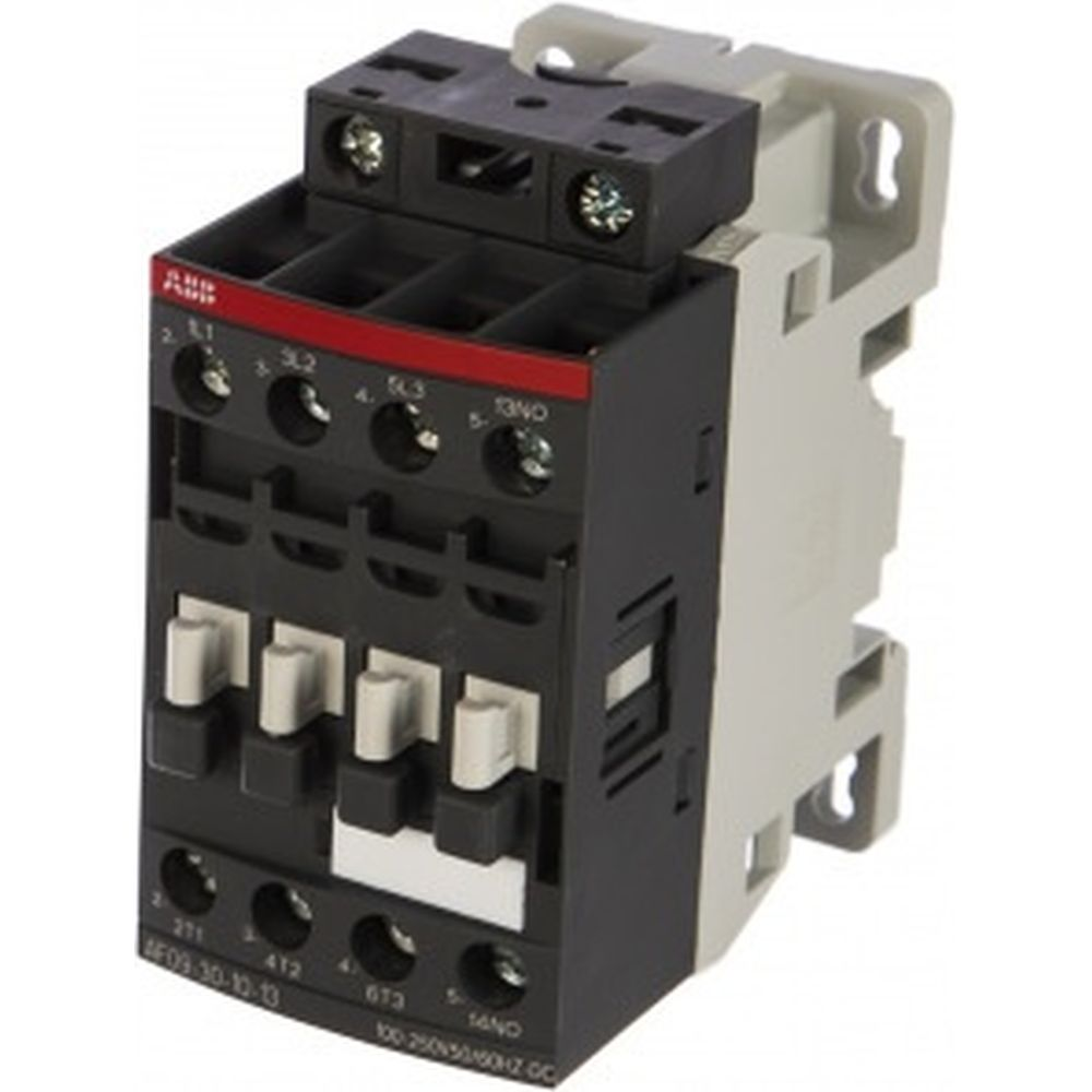 Контактор AF09-30-10-13 9А 100-250B AC/DC ABB 1SBL137001R1310