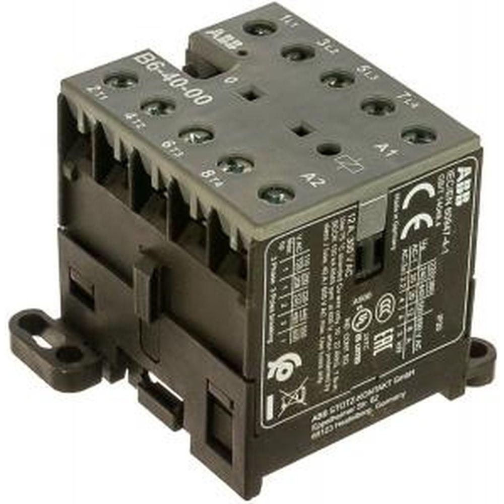 Миниконтактор B-6-40-00 AC ABB GJL1211201R8000
