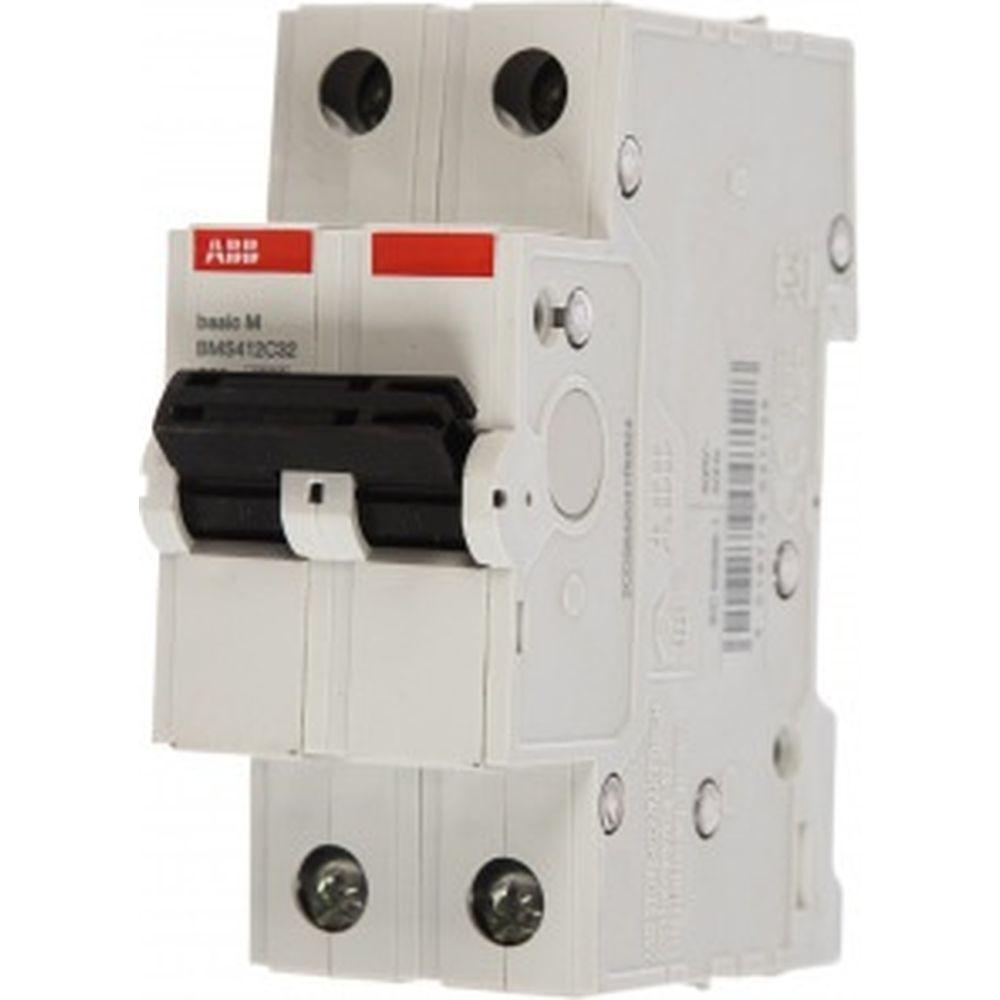 Автоматический выключатель  ABB 2P 32A C 4.5кА BMS412C32 2CDS642041R0324