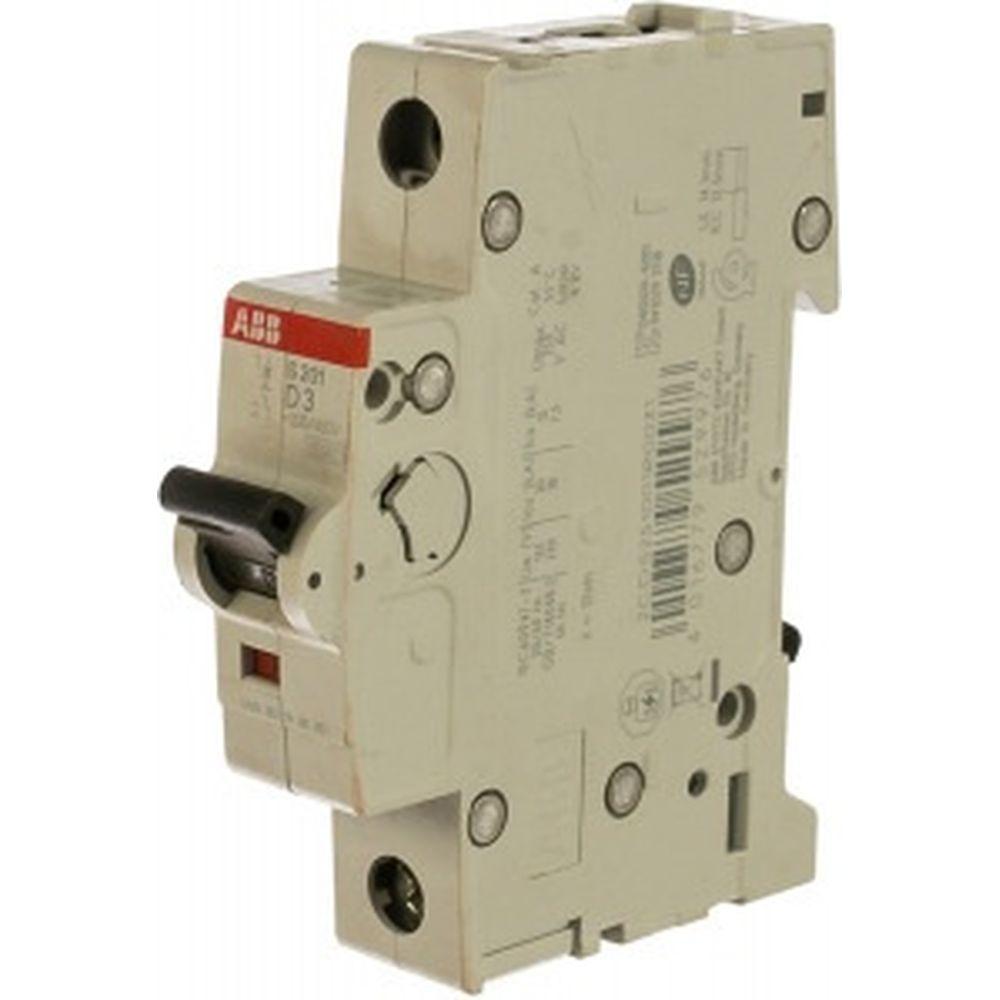 Автоматический выключатель ABB 1-полюсной S201 D3 2CDS251001R0031