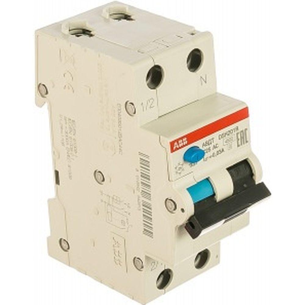Автоматический выключатель дифференциального тока ABB DSH201R C25 AC30 2CSR245072R1254