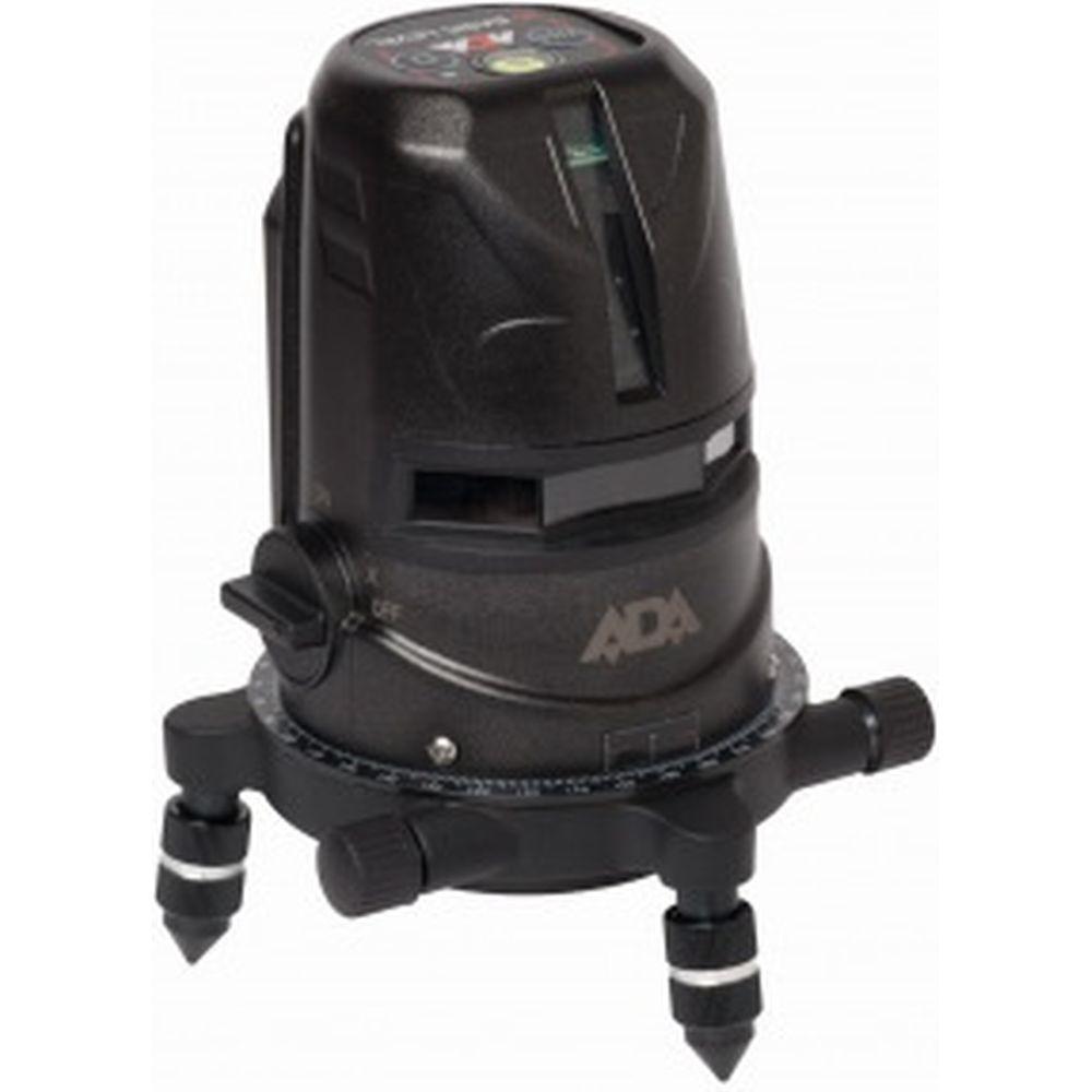 Автоматический линейный лазерный нивелир ADA 2D Basic Level А00239