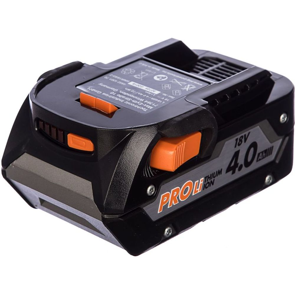 Аккумулятор L1840R (18 В; 4 A*ч; Li-ion) AEG 4932430170