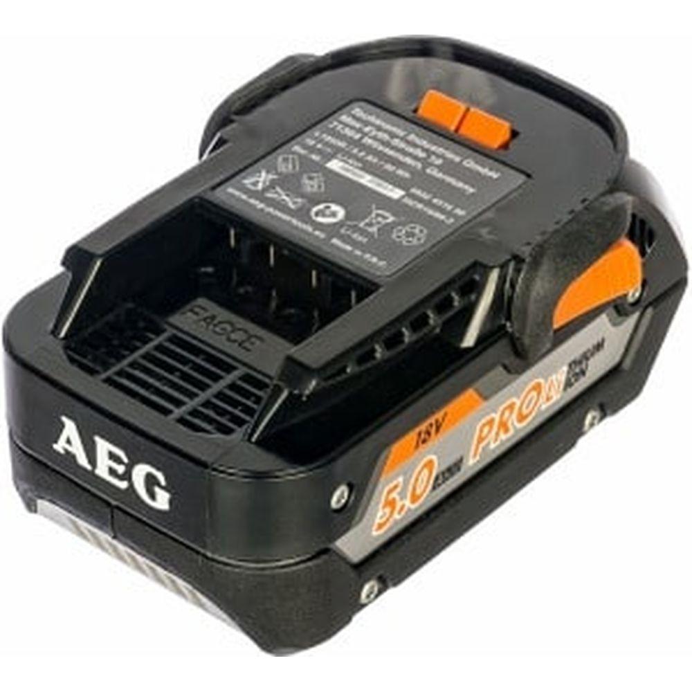 Аккумулятор L1850R (18 В; 5 A*ч; Li-ion) AEG 4932451630