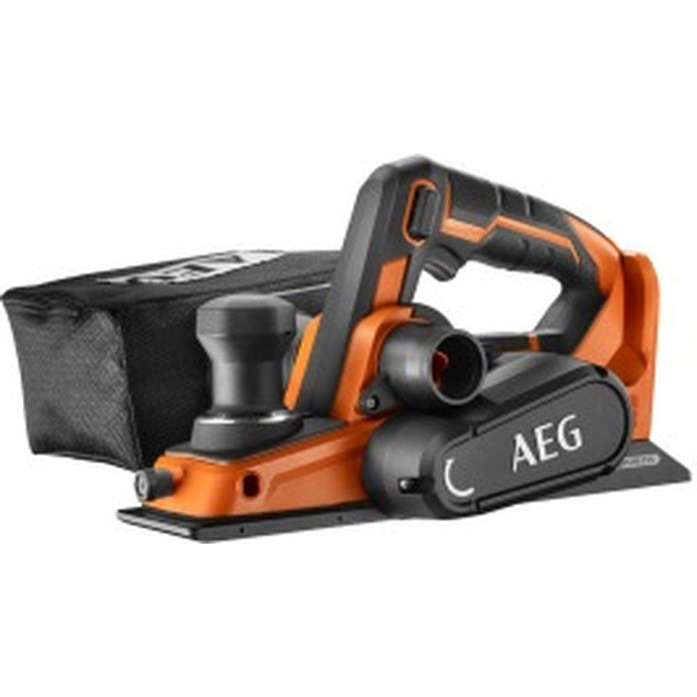 Бесщеточный аккумуляторный рубанок AEG BHO18BL-0 4935464988