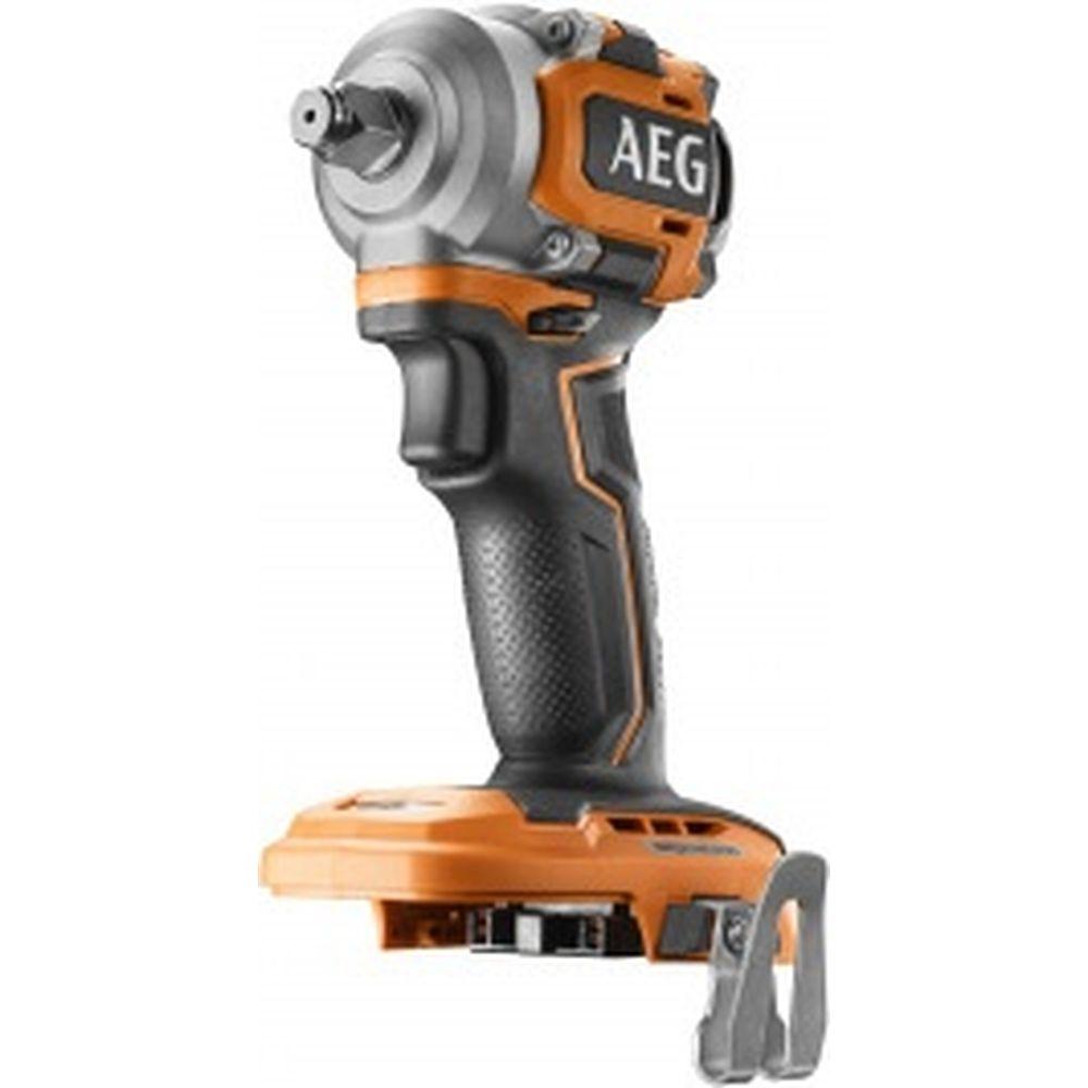 Бесщеточный аккумуляторный ударный гайковерт BSS18S12BL-0 AEG 4935472279