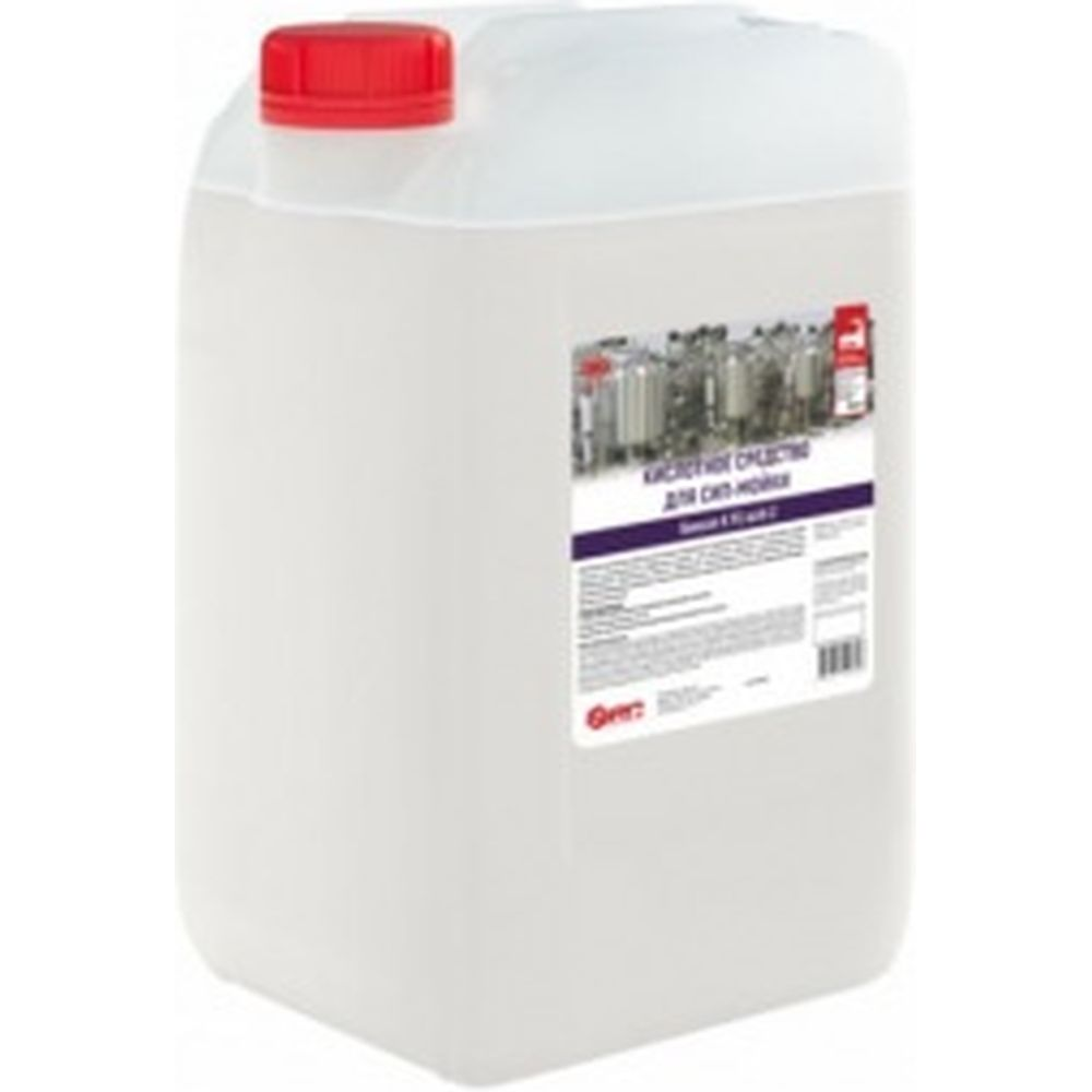 Высококонцентрированное кислотное средство для СИП-мойки АиС Биосоп К FE acid-2 24кг 9040336