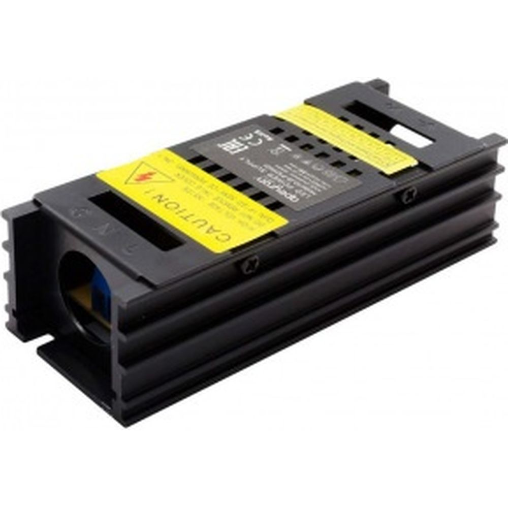 Блок питания Apeyron слим 12В, 25Вт, IP20, 2А, черный, 113х42х31 мм 03-26