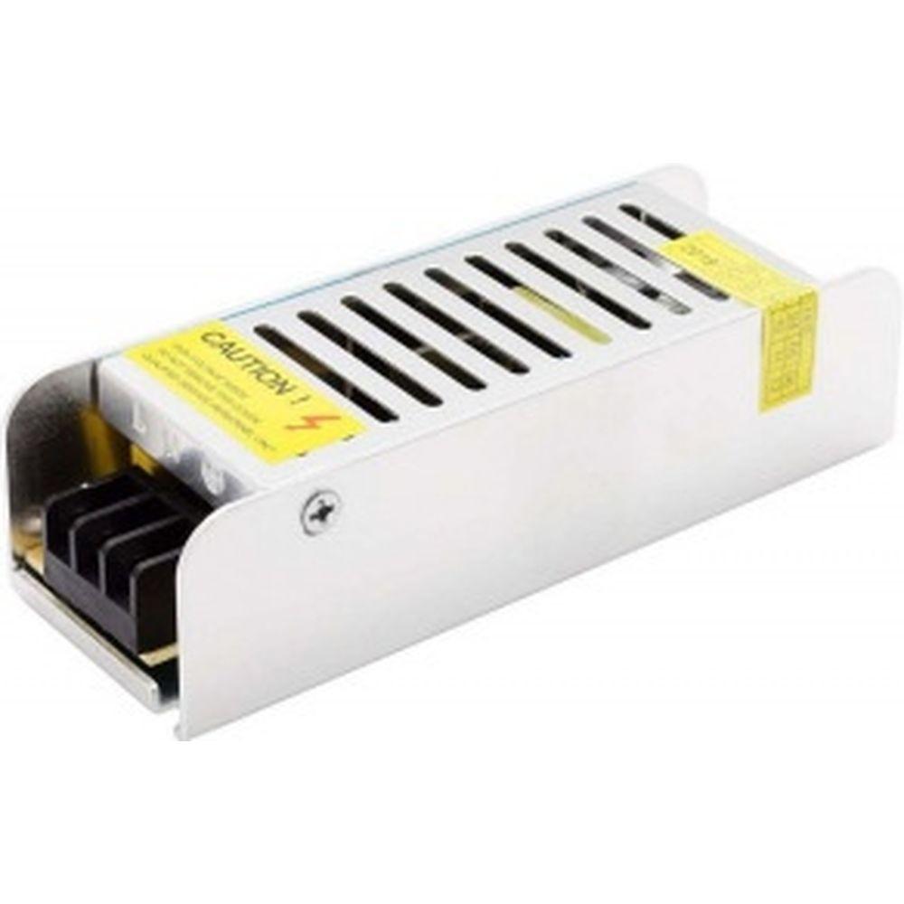 Блок питания слим-метал Apeyron 12В, 40 Вт, IP20, 3,2 А, 120х40х32мм 03-46