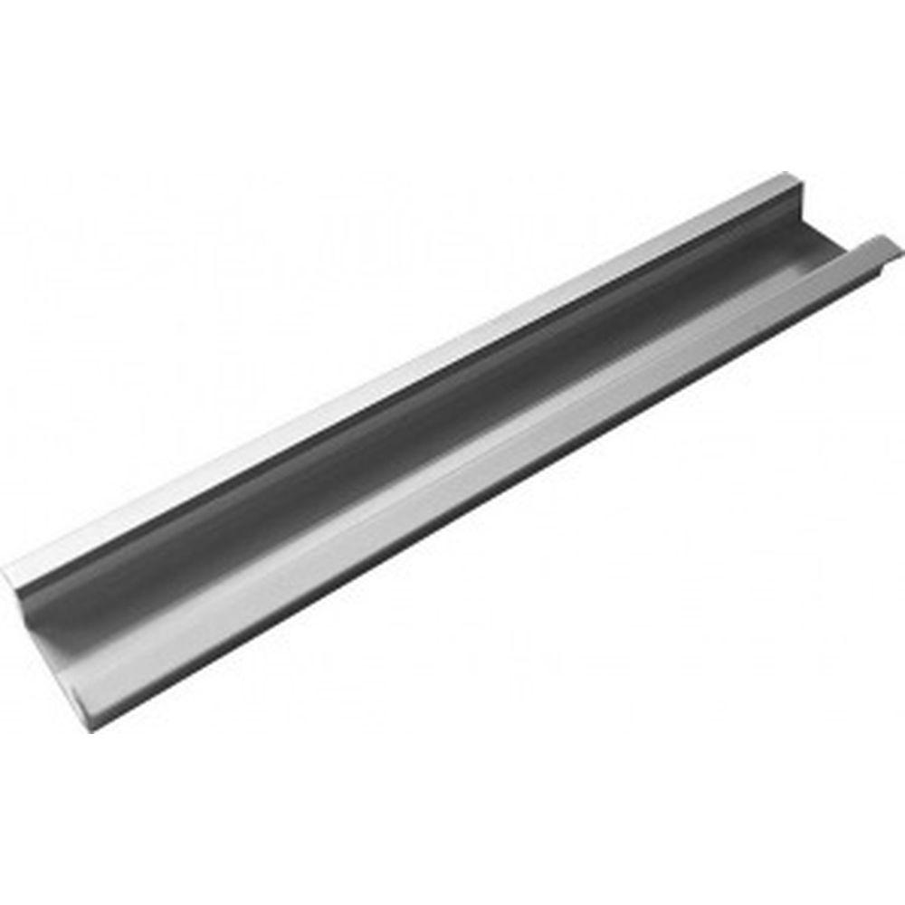 Встраиваемый прямой алюминиевый профиль (без крышки) APEYRON для светодиодной ленты 08-06-01