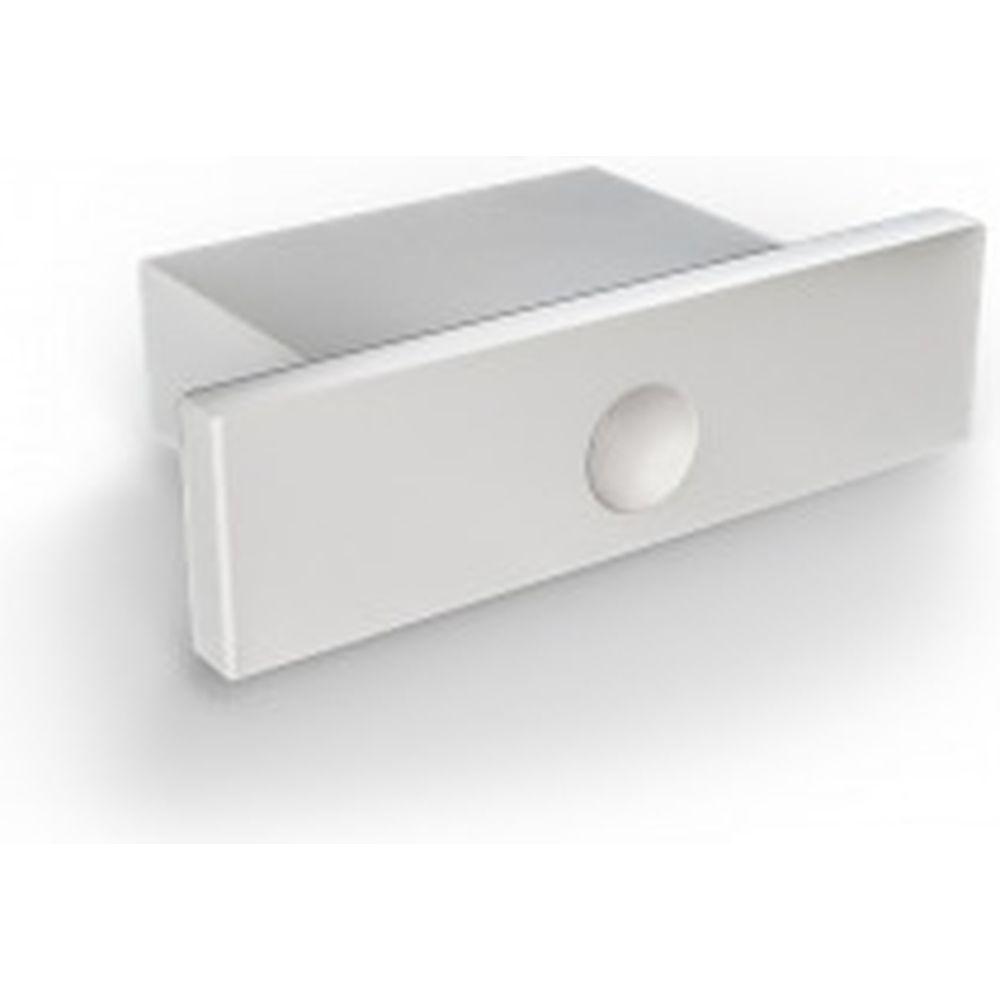 Комплект заглушек к алюминиевому профилю APEYRON 08-01/05, 10шт 3-08-01/05