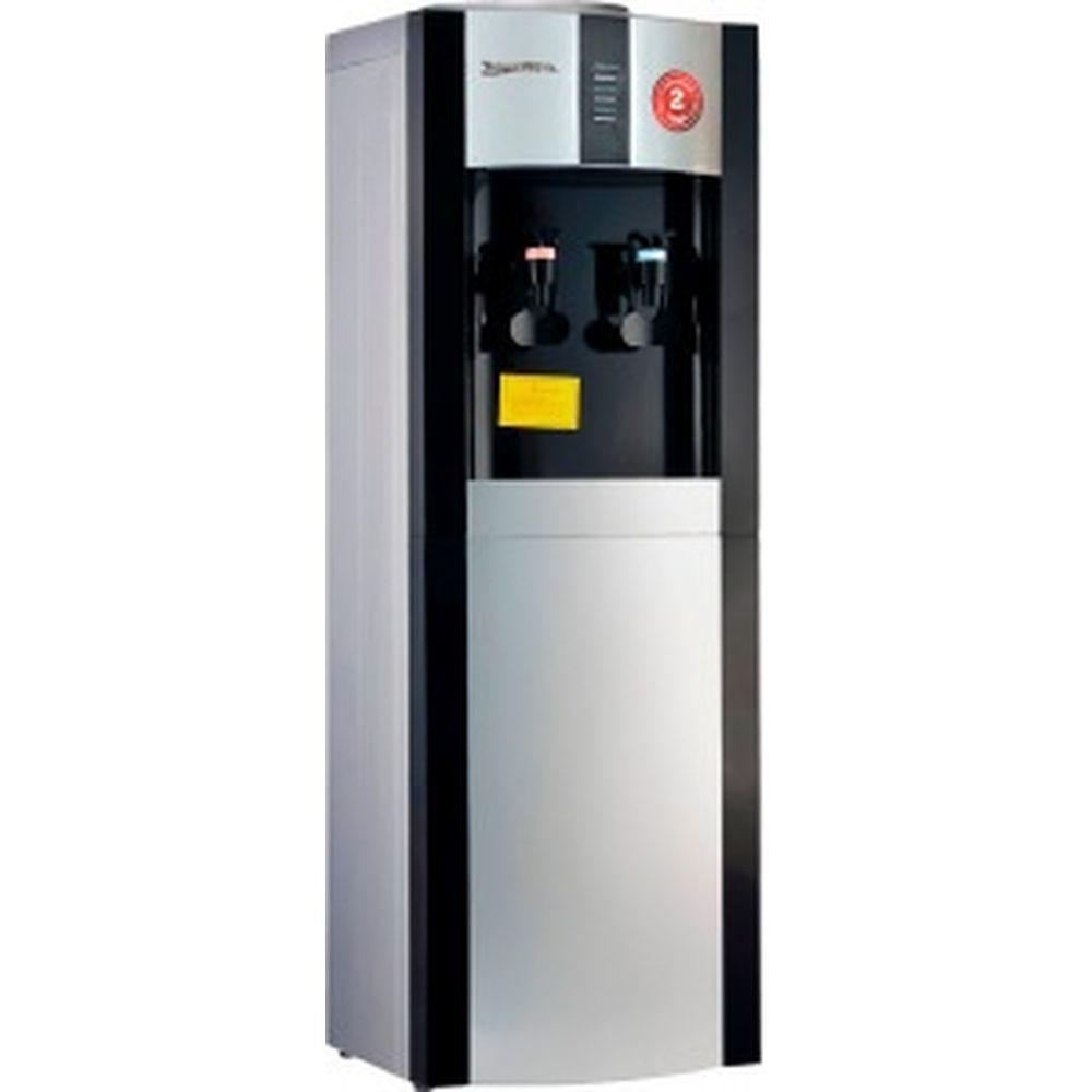 Кулер для воды Aqua Work 16LD/EN серебристо-черный 10382