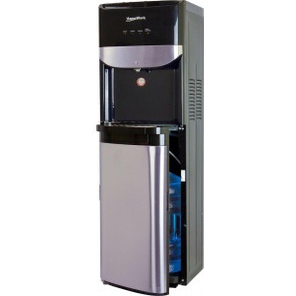 Кулер для воды Aqua Work TY-LWDR71Т черный/серебристый 23364