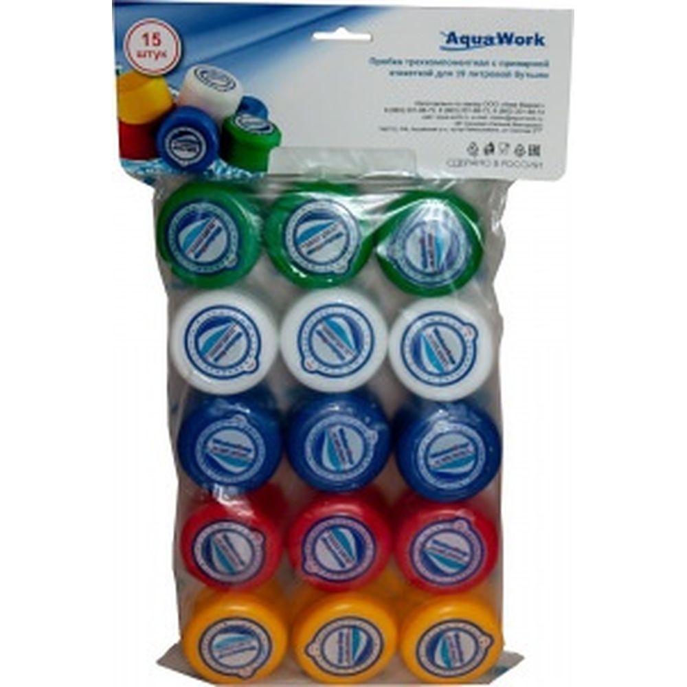 Набор пробок для бутылей Aqua Work 22452