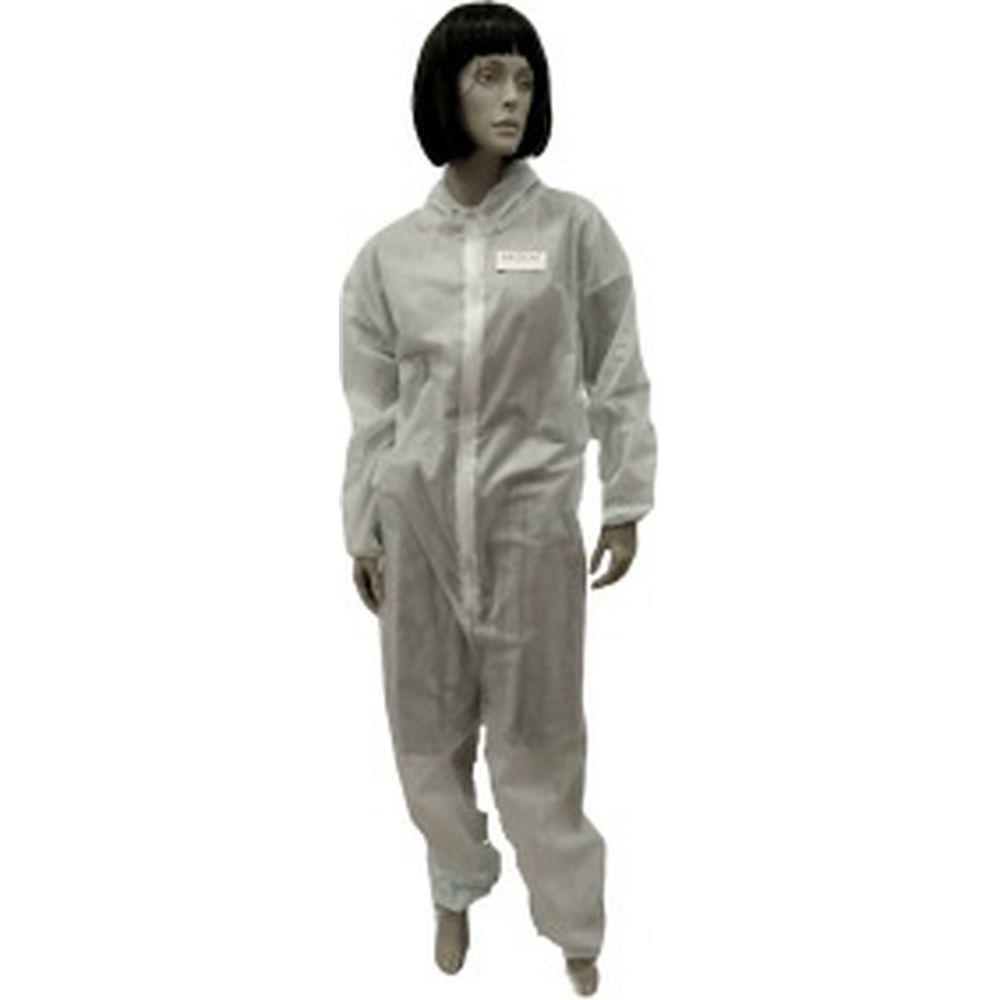 Защитный комбинезон ARGENT КИ, цвет белый, размер 54-56, 00-00002244