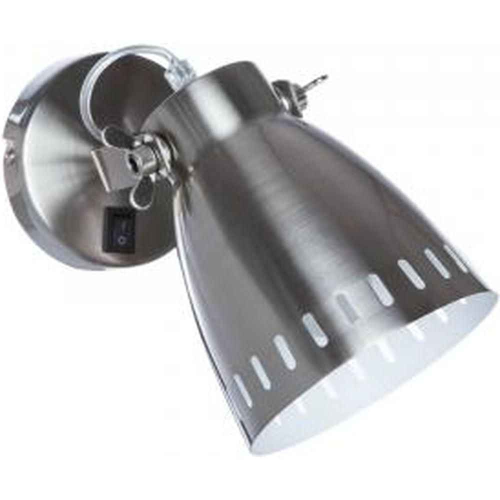 Настенный светильник Arte Lamp A2214AP-1SS