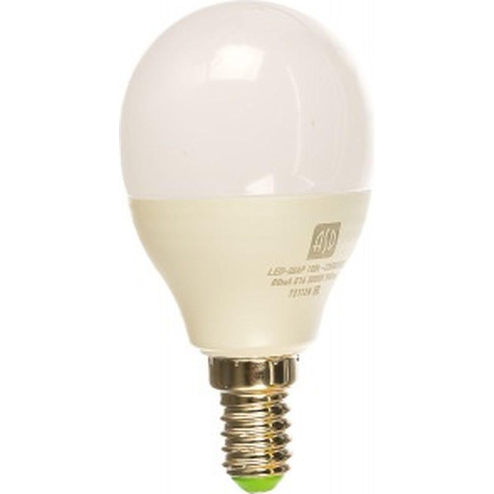 ASD Лампа сд LED-ШАР-std 10Вт 230В Е14 3000К 900Лм 4690612015446