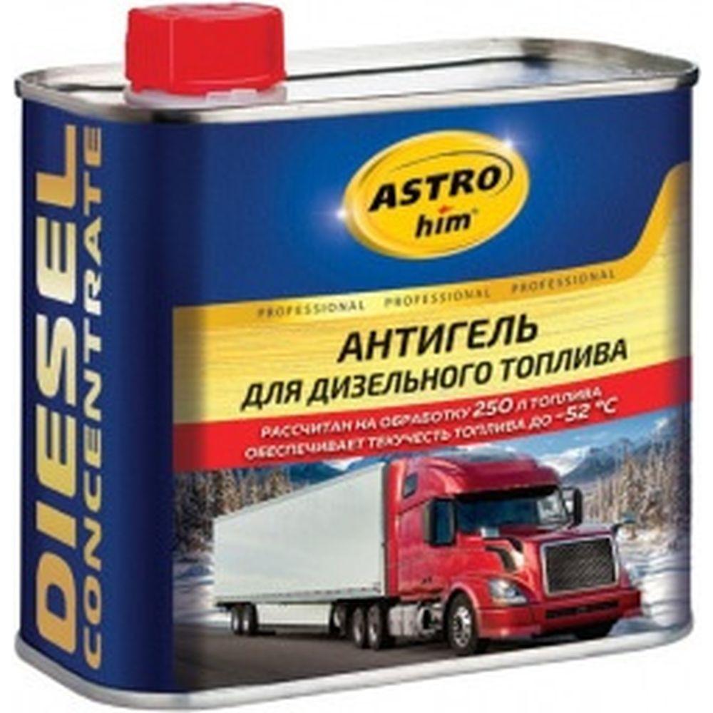 Антигель ASTROhim Ас-122 депрессорная присадка для диз. топлива, жестяная канистра, 500 мл 46924