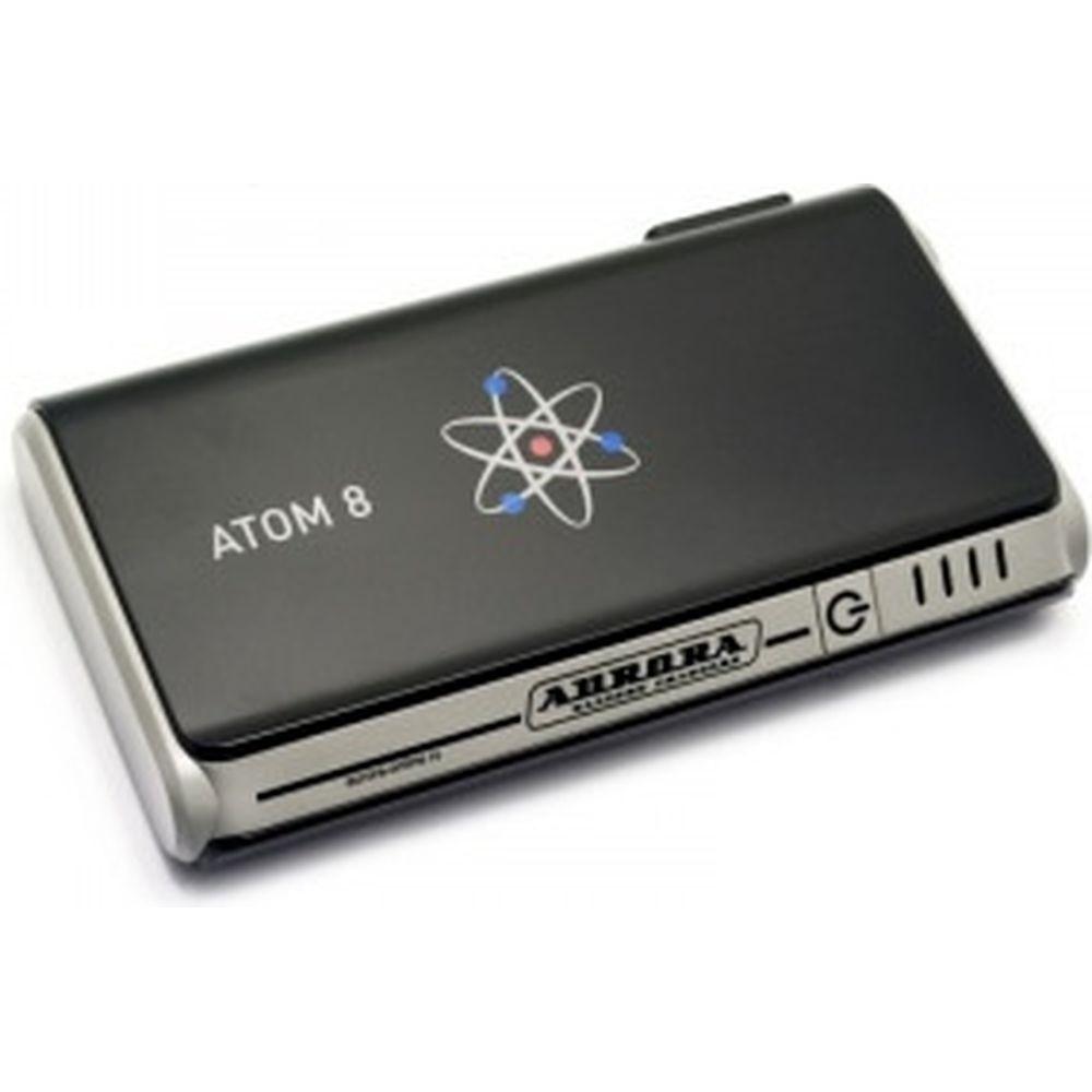 Пусковое устройство нового поколения Aurora ATOM 08 12В, 8000мАч, 29.6Вт/ч, 200/400А 24386