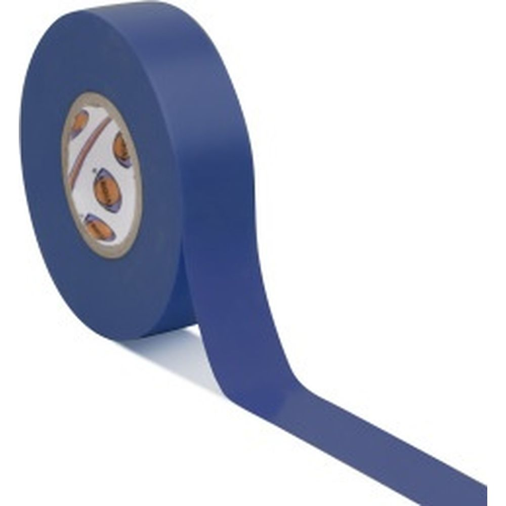 Профессиональная изолента AVIORA ПВХ 19мм*20м синяя 305-031