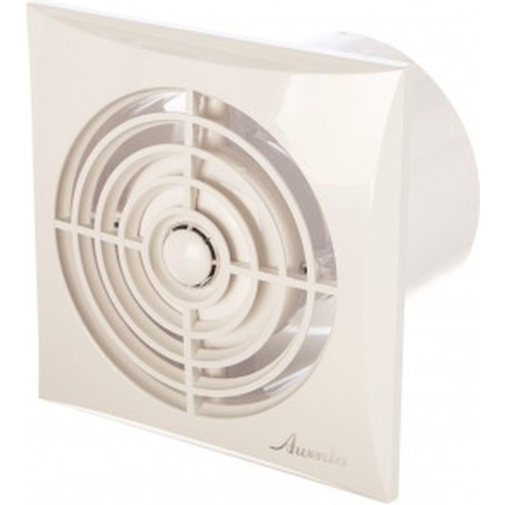 Вентилятор AWENTA WZ100 d=100 белый, тихий 5905033308244
