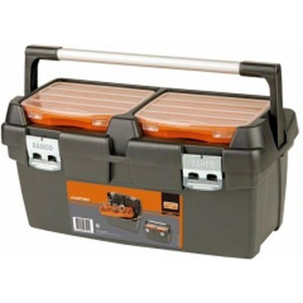 Инструментальный пластиковый ящик Bahco 4750PTB50
