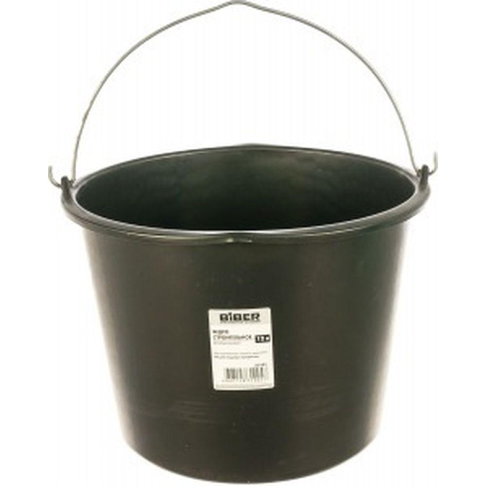 Строительное ведро 12 литров Biber 65101 040681