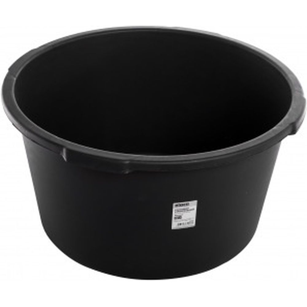 Строительный круглый контейнер 90 литров Biber 65123 040688