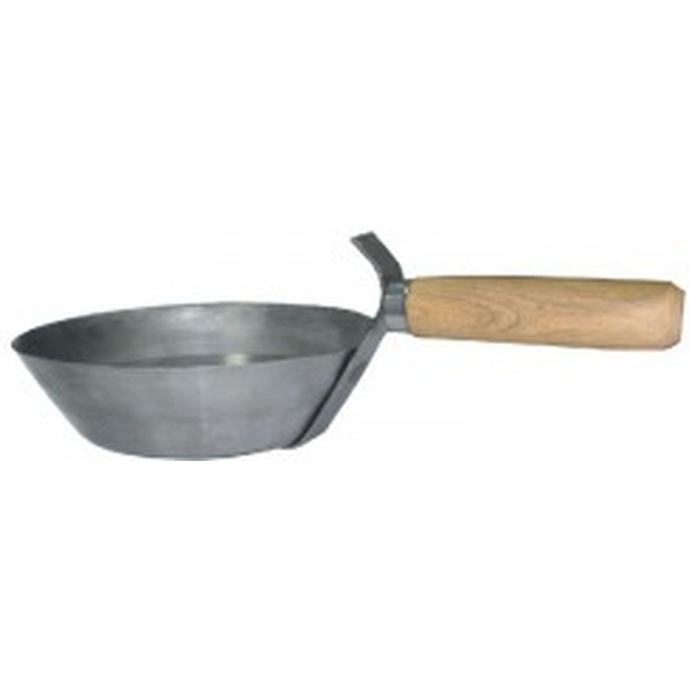 Ковш (штукатурный, с деревянной ручкой) Biber 35901 тов-087400