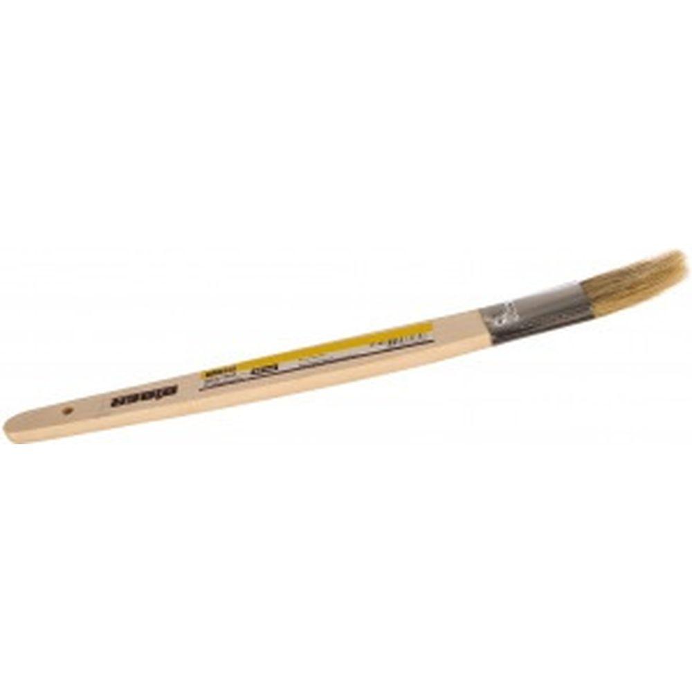 Кисть (узкая) 20мм Biber 31103 тов-001957