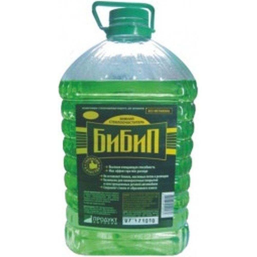 Незамерзающая жидкость Бибип -10С 3,85л ПЭТ BB-301