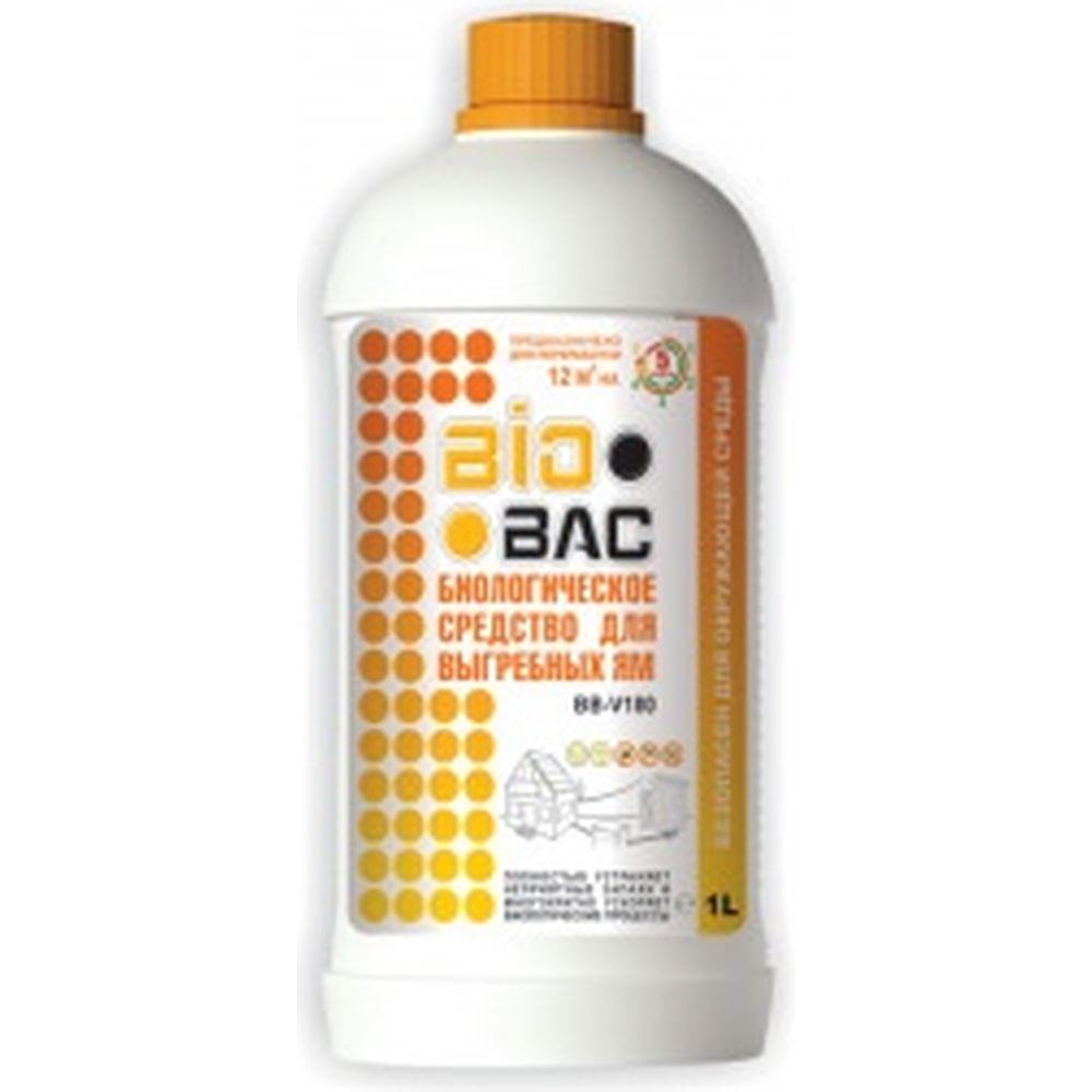 Биологическое средство для выгребных ям БиоБак BB-V180