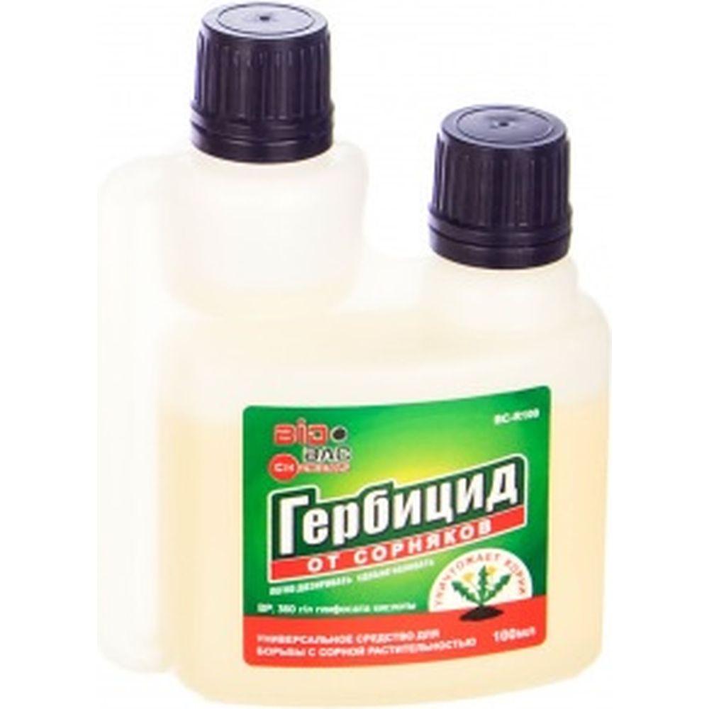 Гербицид широкого применения, 100 мл БиоБак BC-R100
