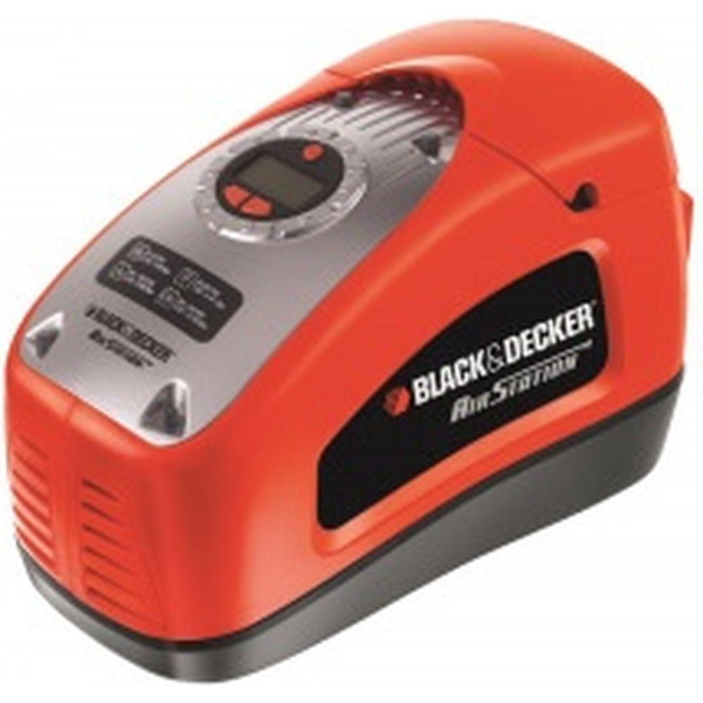 Автомобильный компрессор Black+Decker ASI300