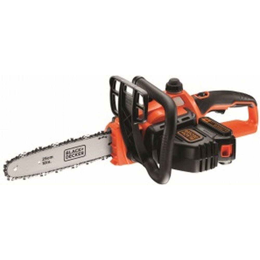 Аккумуляторная цепная пила Black+Decker GKC1825L20