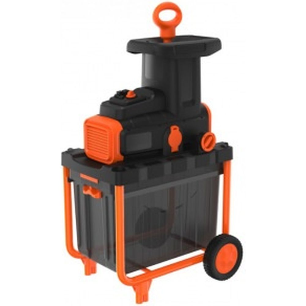 Электрический измельчитель Black&Decker AC Shredder BEGAS5800-QS