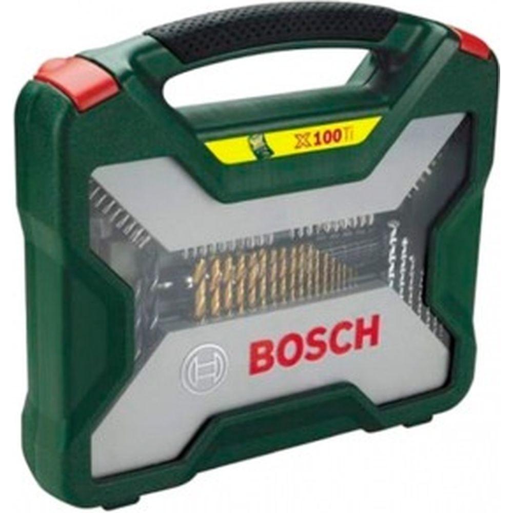 Набор принадлежностей X-Line Titanium (103 предмета) Bosch 2.607.019.331