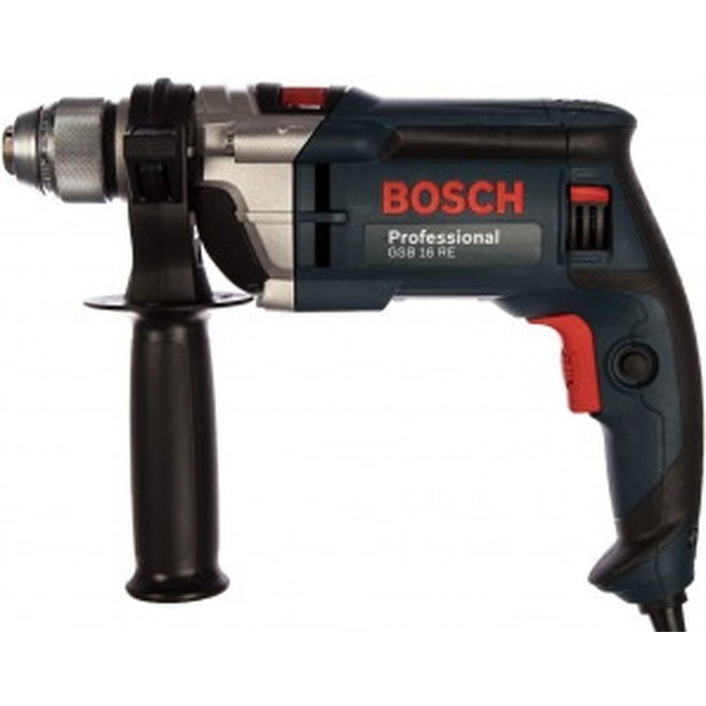 Ударная дрель Bosch GSB 16 RE 0.601.14E.500