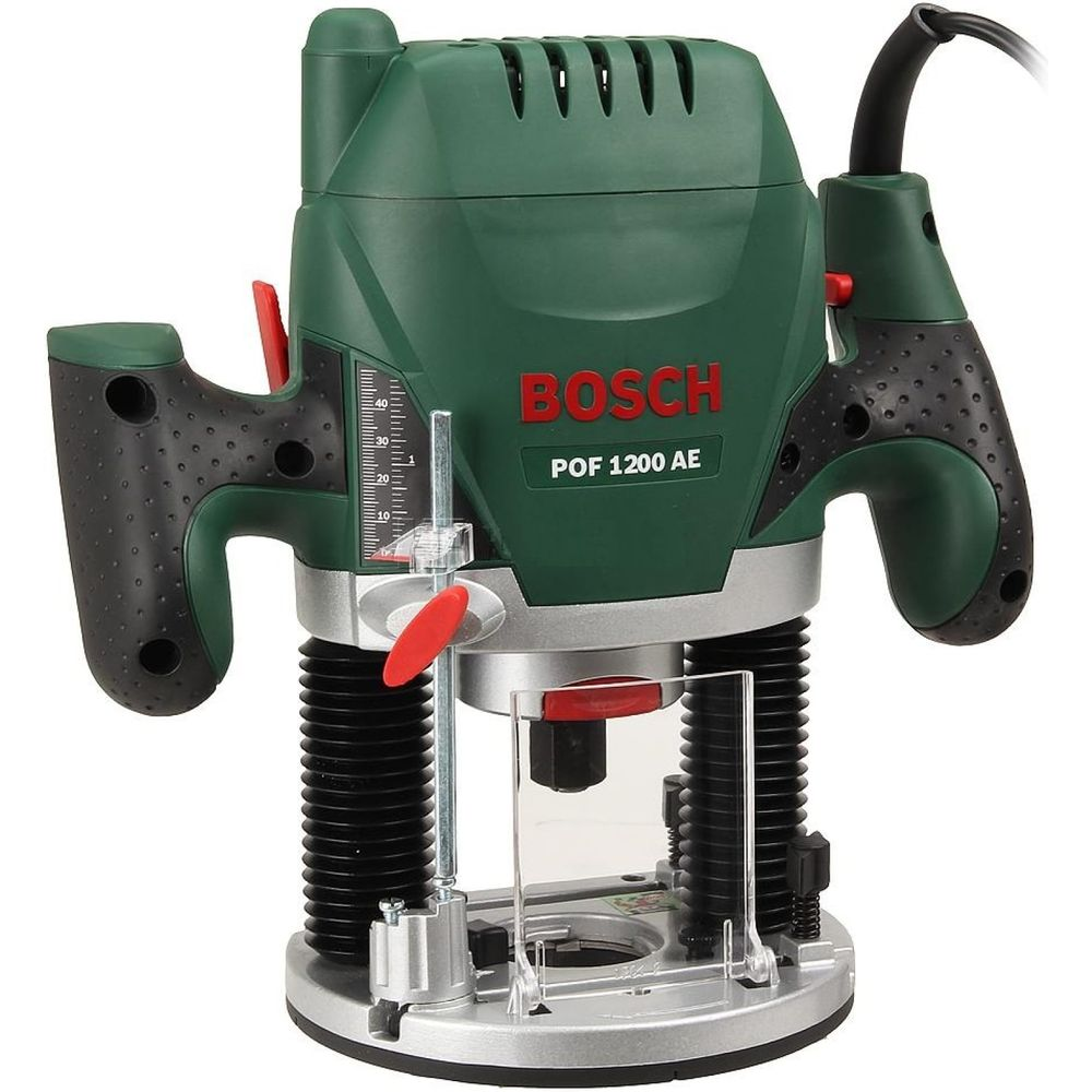 Вертикальная фрезерная машина Bosch POF 1200 AE 0.603.26A.100