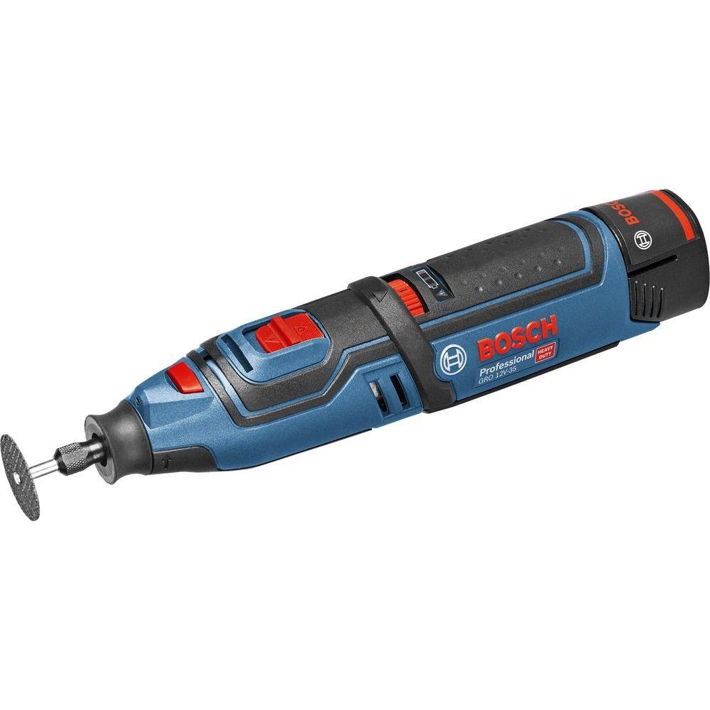 Аккумуляторный гравер Bosch GRO 12V-35 0.601.9C5.001