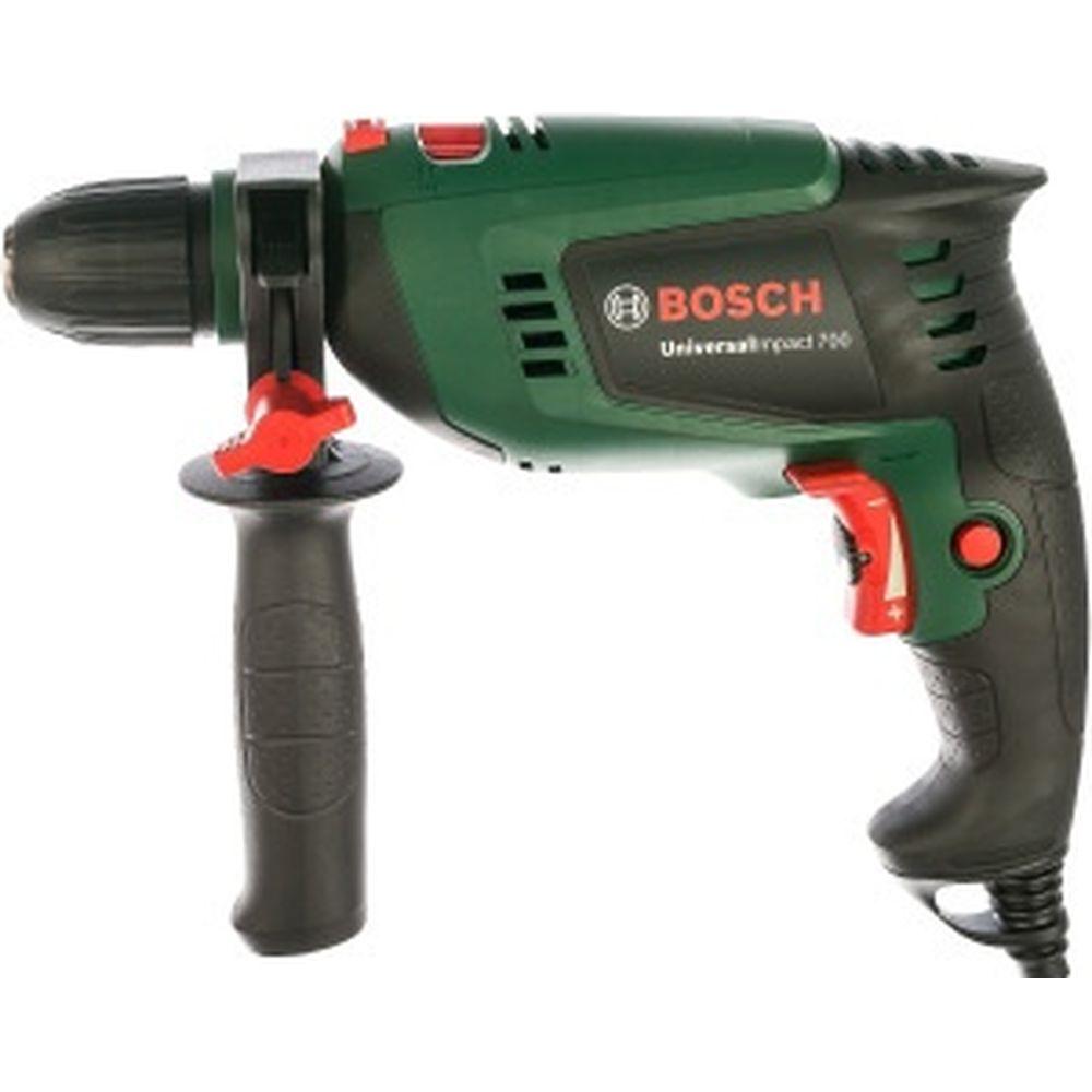 Ударная дрель Bosch UniversalImpact 700 0.603.131.020