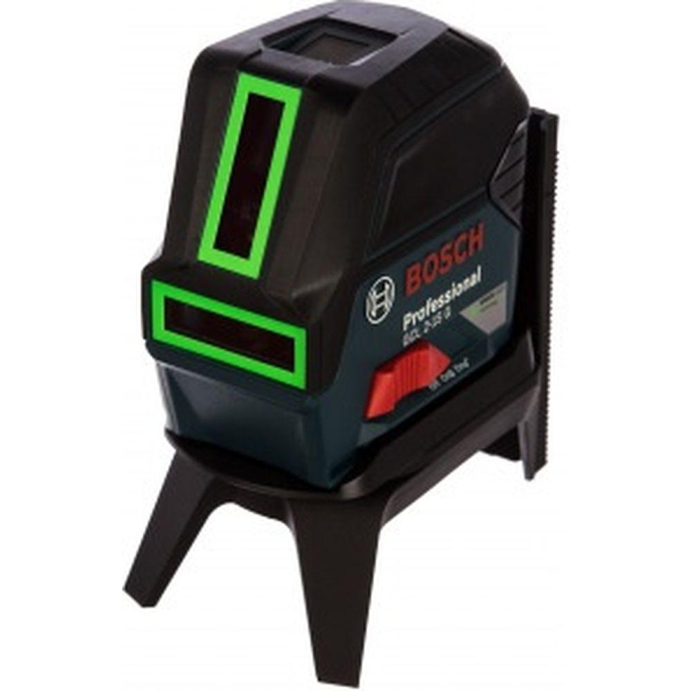 Комбинированный лазерный нивелир Bosch GCL 2-15G + RM1 + кейс 0.601.066.J00