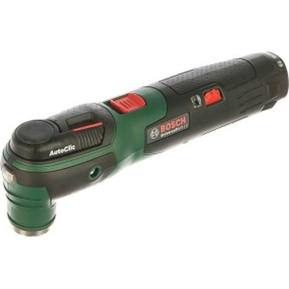 Аккумуляторный универсальный многофункциональный инструмент Bosch UniversalMulti 12 0.603.103.021