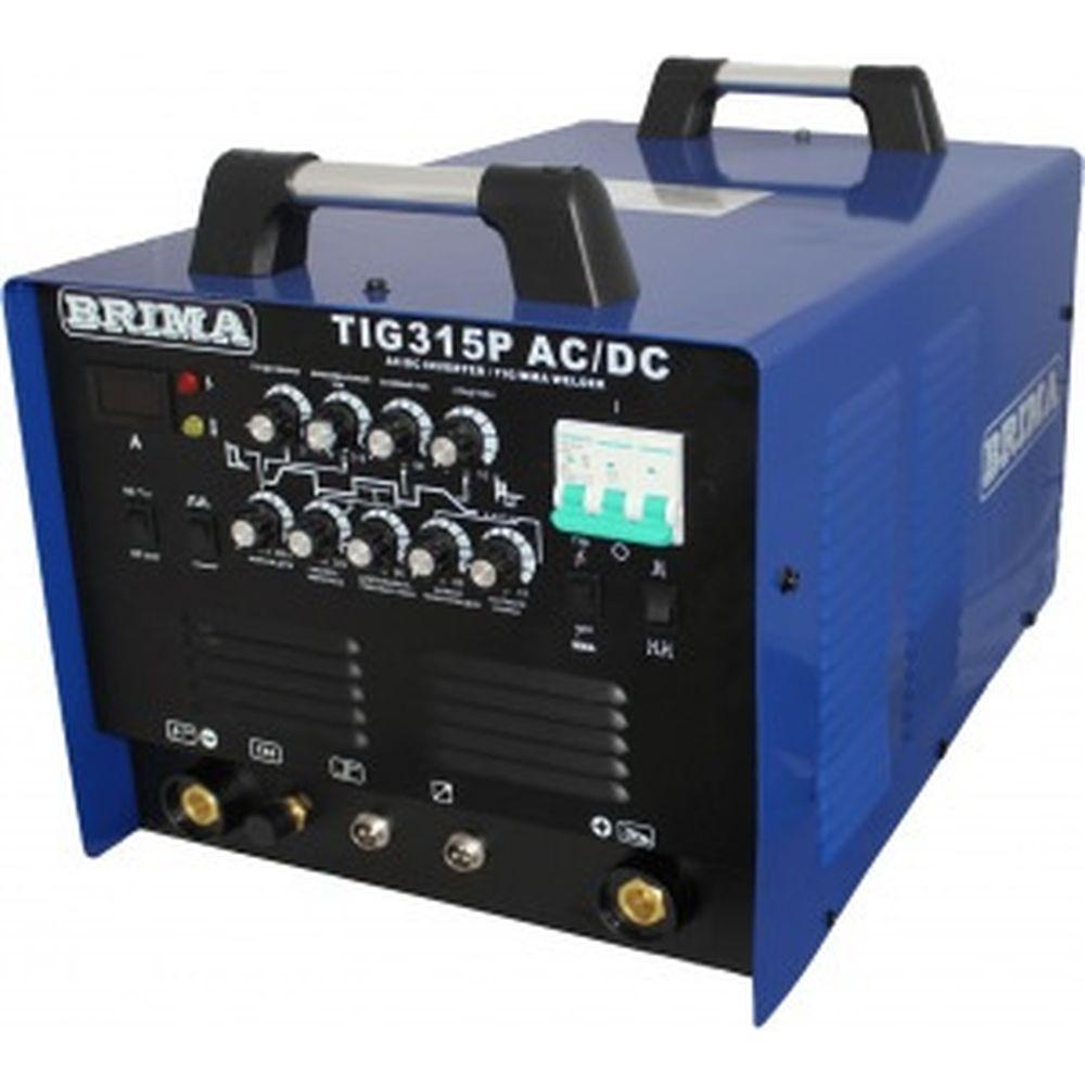 Инверторная установка BRIMA TIG-315P AC/DC