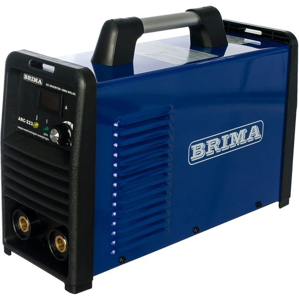 Инверторный аппарат BRIMA ARC 223 PROFESSIONAL 0010811