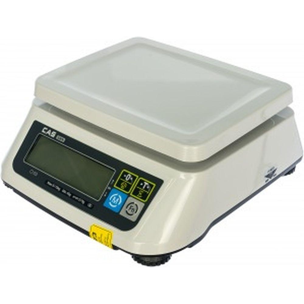 Весы CAS SWN-15 810SWL153GCI0501