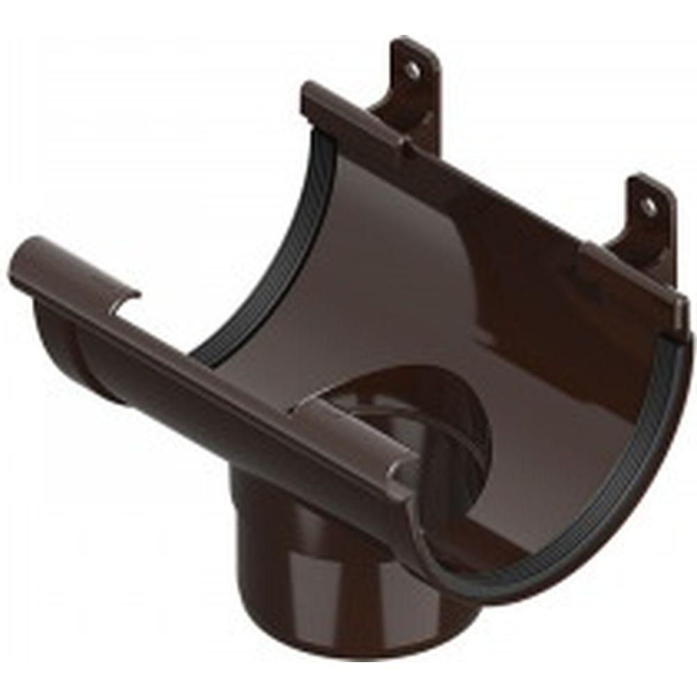 Сливная воронка Cellfast INES 120/80 мм / коричневый 67-042