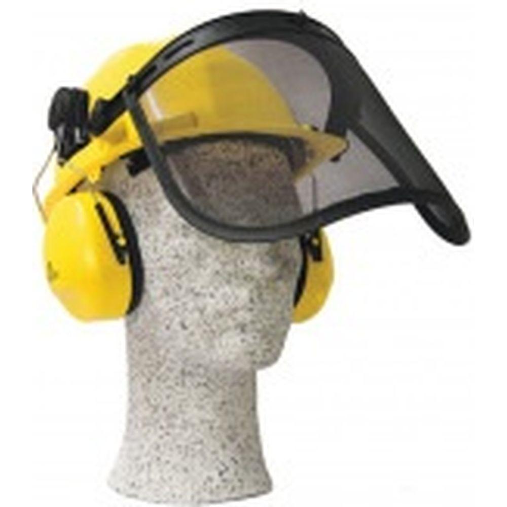Защитный комбинированный шлем Champion C1001