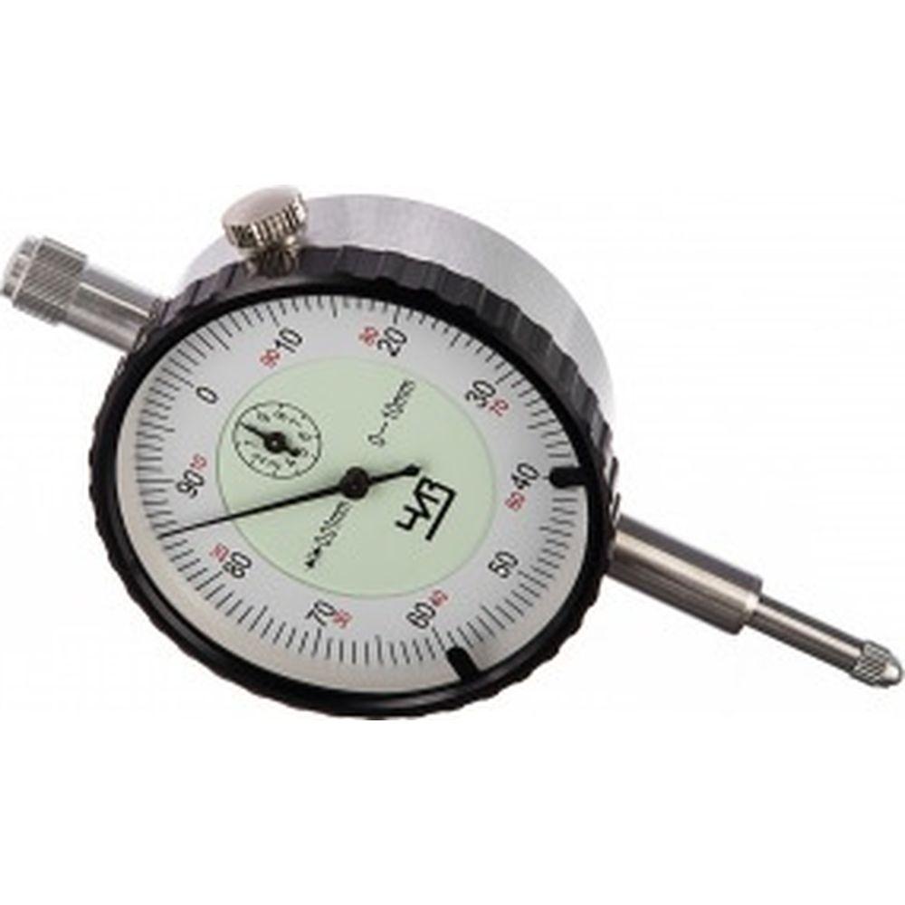 Индикатор часового типа (0-10 мм, 0.01 мм, без ушка) ЧИЗ 45733