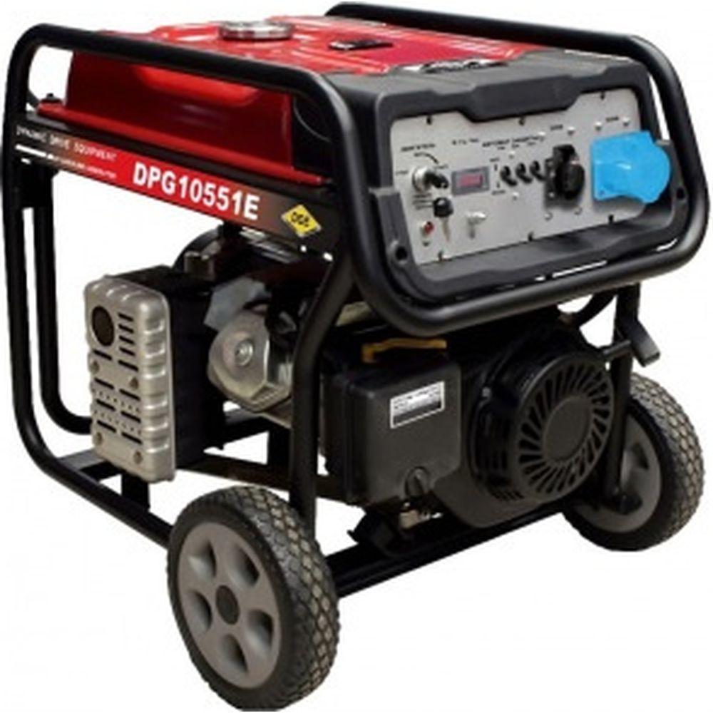 Бензиновый генератор DDE DPG10551E